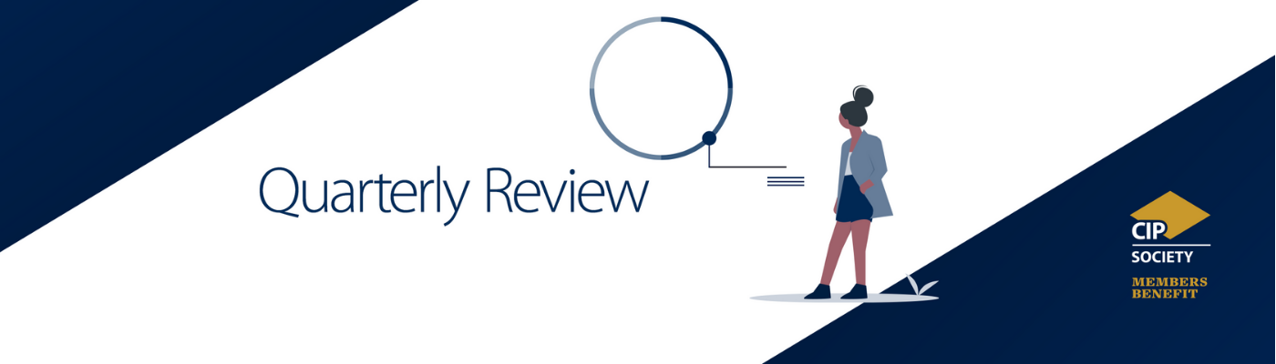 Quarterly Review banner