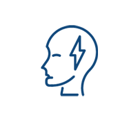 icon of head to show enhanced skills