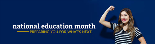 National Education Month